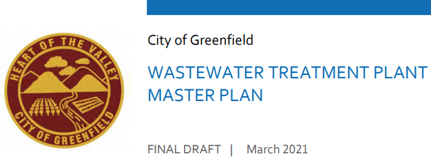 WWTP MaterPlan