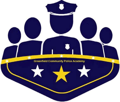 The logo for the Citizens Police Academy.
