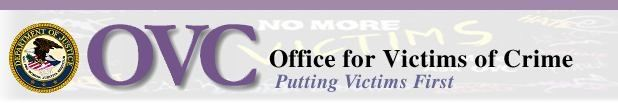 Office of Victims of Crime Website